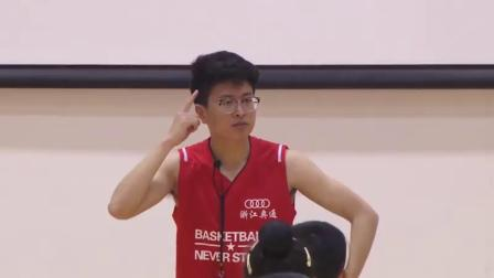 小学体育与健康一年级《篮球:1、投球进框 2、运球接力》(小学体育与健康优秀课例教学实录视频)