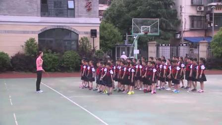 小学体育与健康一年级《滚铁环》(小学体育与健康优秀课例教学实录视频)