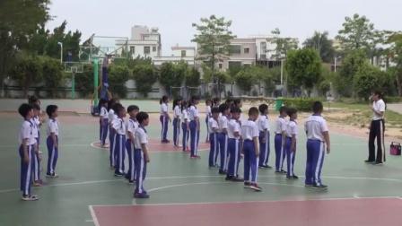 小学体育与健康四年级集体舞《嘿!加油》(小学体育与健康优秀课例教学实录视频)