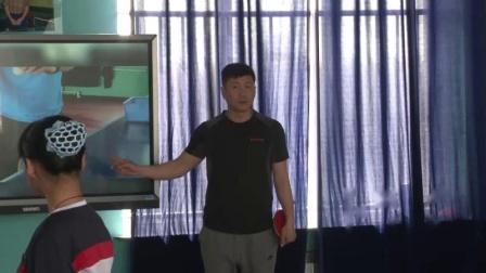 小学体育与健康四年级乒乓球《正手攻球》(小学体育与健康优秀课例教学实录视频)