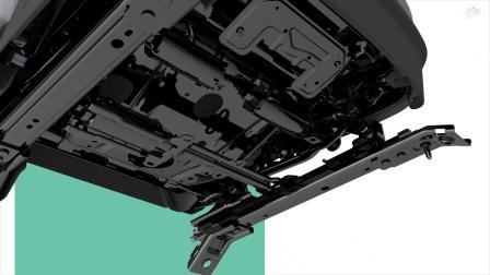 无 PCB 霍尔效应锁存器MLX92223,助力汽车应用中的座椅电机定位