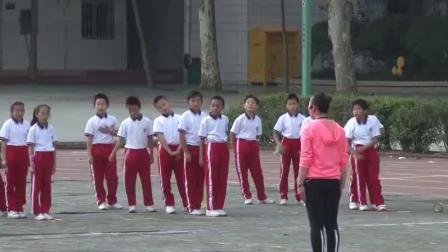 小学体育与健康四年级《快速跑》(小学体育与健康优秀课例教学实录视频)