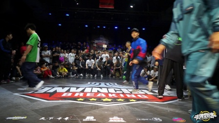 Team Hong Kong vs FoundNation(w)-半决赛-成人CREW BATTLE-霹雳无双3