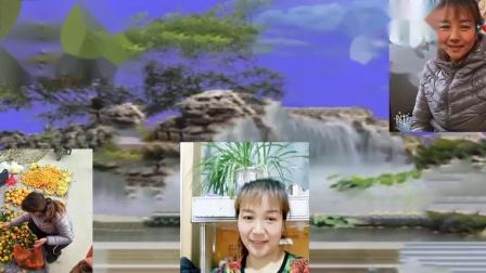 叶子广场舞《开门红》编舞:美丽传奇