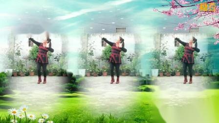 糖豆廣場舞((晚秋))表演劉華廣場舞