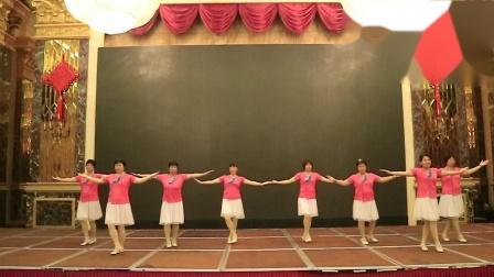 11榕溪广场舞蹈队(想你想不够)