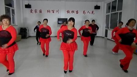 北大府庄友谊 广场舞【春天蝴蝶广场舞