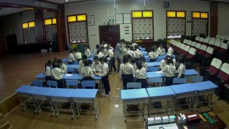 一年级科学《认识物体的形状》优秀课堂实录-南宁市衡阳路小学