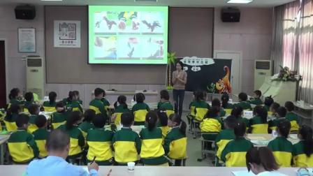 一年级科学《在观察中比较》优秀公开课视频-福建南平市实验小学