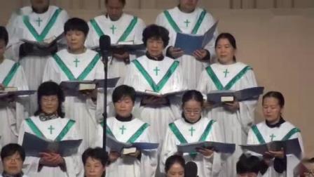 嵊州市基督教会圣歌团献唱诗歌《溪水旁的树》—音乐—视频高清在线观看-优酷1
