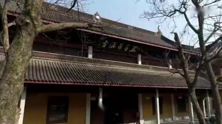佛教音乐『一声佛号一声心』  配像 灵隐寺航拍视频-_标清