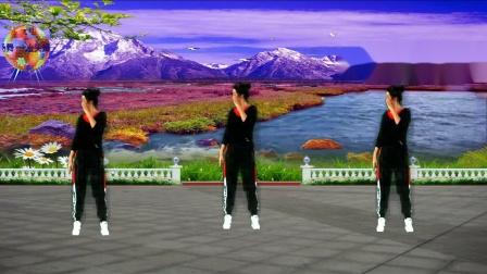 汕頭娟子廣場舞《最美的情緣》健身操