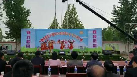 说唱中国红儿童舞蹈