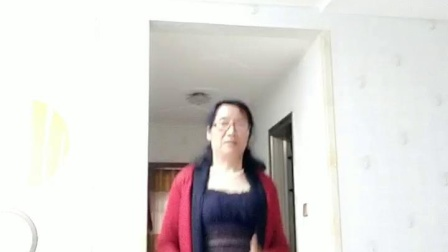 广场舞《韩城等你来》编舞演示:舞动青春