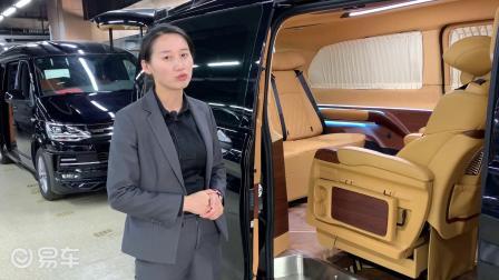 奔驰商务车最亲民的七座MPV 奔驰威霆改装车
