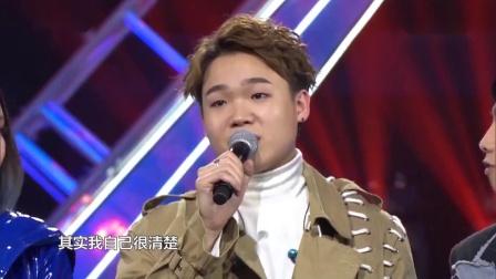 黄观立用歌声表达自己对父亲的感情,陈乐基忍不住落泪