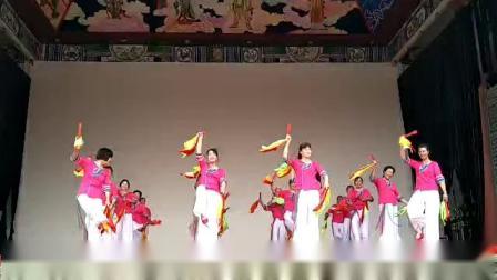 019年5月8月西湖区在绳金塔广场广场舞
