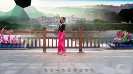 妈妈广场舞视频 榕城舞魅学跳阳光的排舞
