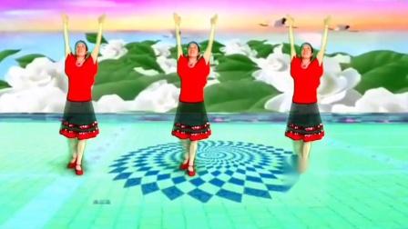 梅子广场舞《妈妈》