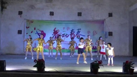 东道主桥头姐妹队《妈妈的舞步》2019桥头姐妹舞队广场舞联欢晚会