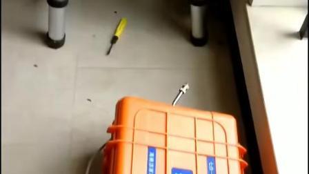 挂式空调清洗方法,挂式空调清洗操作流程,洁家邦空调免拆清洗技术