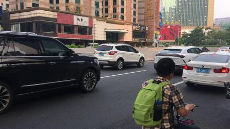 【广州街拍】邂逅白色兰博基尼Urus--Lamborghini U