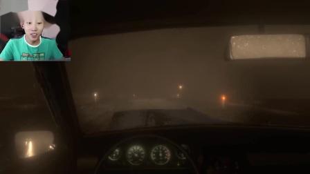 这是我玩过最恐怖的驾驶游戏,鲤鱼Ace解说