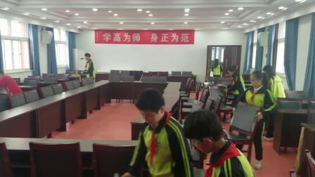 夏津县教师进修学校《我爱你中国》