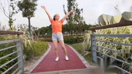 一步一步教广场舞摇滚女王 舞灵美娜子广场舞教学分解
