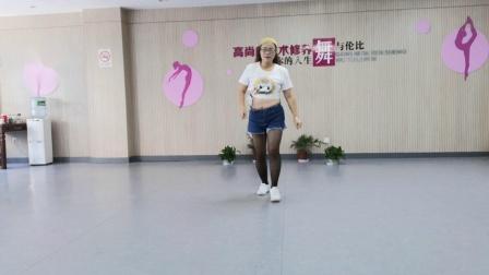 好学无基础中老年人健身舞蹈干就完了 舞灵美娜子手把手教学