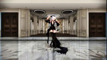 【MMD】_Addiction_【Tda_Redemption_Haku】