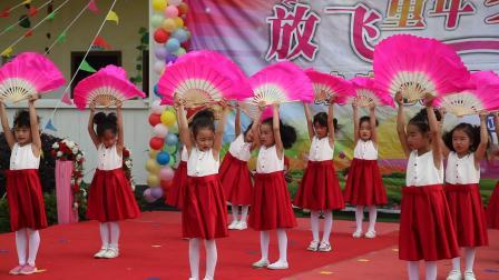 1.舞蹈《�f唱中���t》