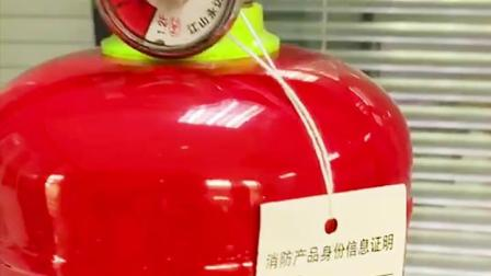 干粉灭火器4公斤车用家用商用店用2 3 4 5kg工厂仓库手提消防器材