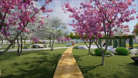 3营盘路休闲公园、湿地公园