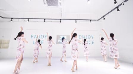 中国舞惊鸿一面舞蹈视频