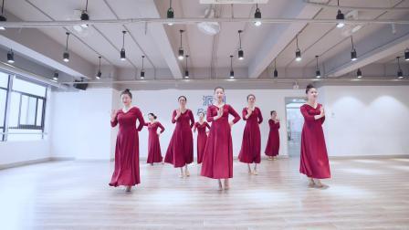 热门好看中国舞茉莉花 派澜舞蹈