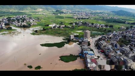 2019.6.26金装河 植村——安靖河段水位
