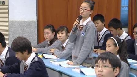 人教课标版-2011化学九上-3.2.1《原子的结构》课堂教学实录-陈锦