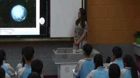 人教课标版-2011化学九上-3.2.2《原子的结构-第二课时》课堂教学实录-王婷