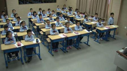 北师大版一年级数学《做个减法表》优秀课堂实录-执教王老师