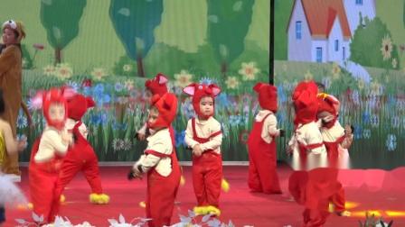 蓝天幼教安迪幼儿园2019年艺术节汇演一猪猪笑了