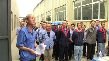 青春公司  水泵房停电应急演练