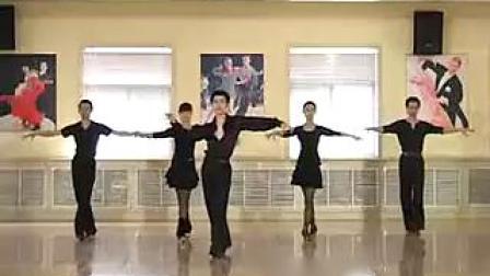 -体育舞蹈基本功观摩教程
