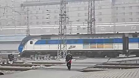 最新北京段火车视频集锦高清