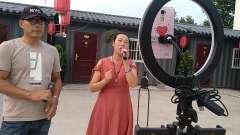西马老李视频《幸运农家乐快手直播》拍摄:的哥