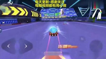 跑跑卡丁车手游:刹车键原来这么有用!几个非常实用的实战技巧!