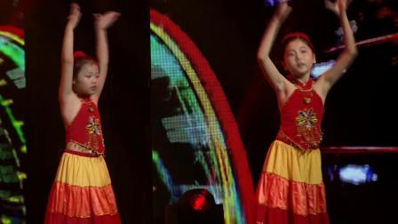 2019暑期河南省豫见童星舞蹈展评——《欢乐火把节》