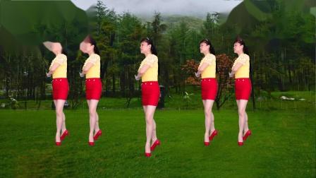 点击观看《简单32步舞蹈视频《多情的雨夜更想你》 附华美舞动教学分解》