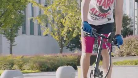 君晓天云新款摺叠电动脚踏车超轻小型男女性电动车迷你锂电动成人车长跑王
