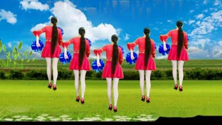 点击观看《32步健身舞教学视频 焦陂百和手把手教你跳回头看看我》